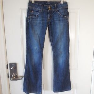 Hudson Signature Boot Cut Jeans ~ Size 25